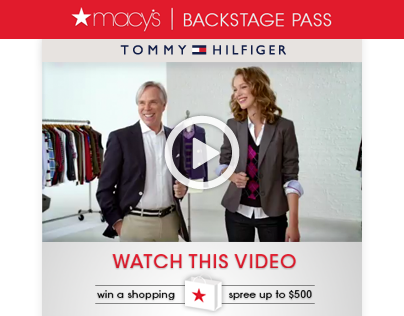 Macy's Backstage Pass