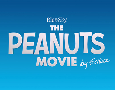 The Peanuts Movie // Theatrical Trailer Design