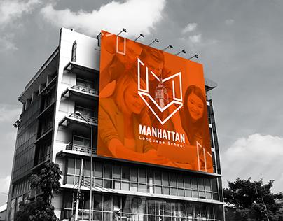 Imagen Corporativa Manhattan Language School