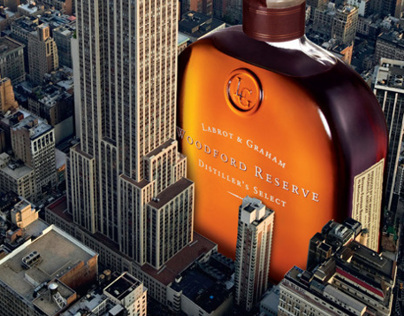 Esquire x Woodford Reserve