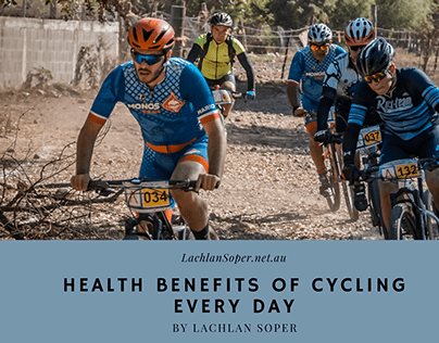 Health Benefits of Cycling Every Day