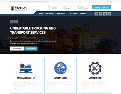 Victory Marine Services