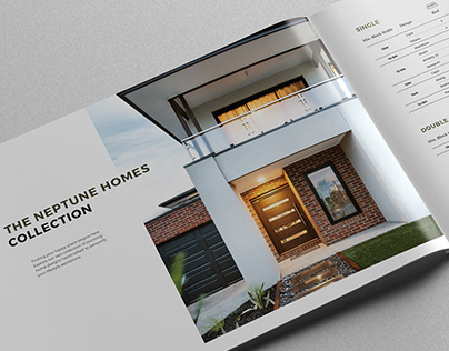 Neptune Homes Collection Booklet