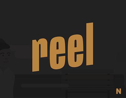 Reel 2018 - Mograph | nakamurasei.com