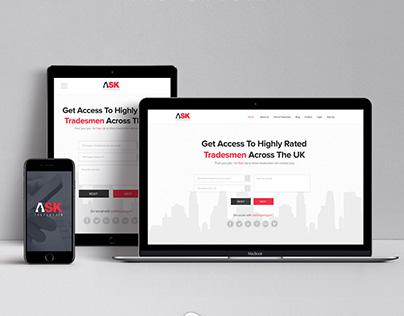 Askthepenguin Web Design