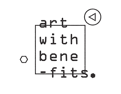 art with benefits | concept logo & visual