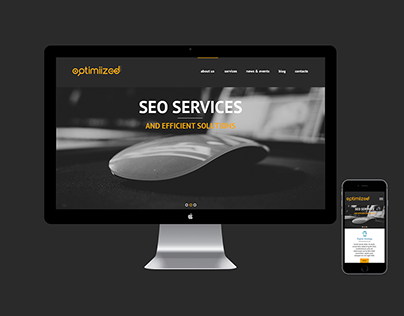 Optimiized - Web Design