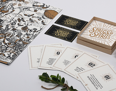 Sprigs & Spirits Integrated Marketing Campaign