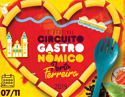 Festival Circuito Gastronômico de Porto Ferreira
