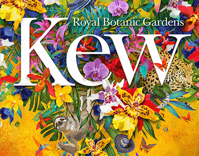 Royal Botanic Gardens Kew - Orchids Festival 2019