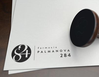 Farmacia Palmanova 284 Logo Design