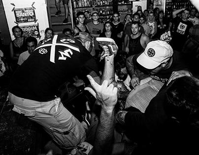 Hardcore punk in Berisso