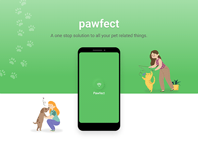Pawfect Android App Presentation