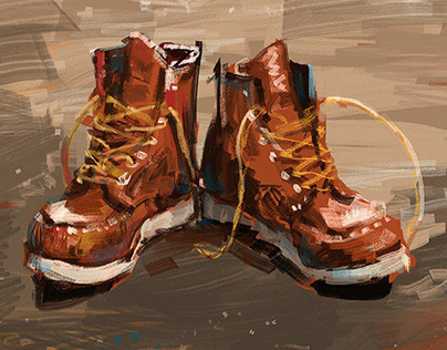Fashion Illustration for Red Wing