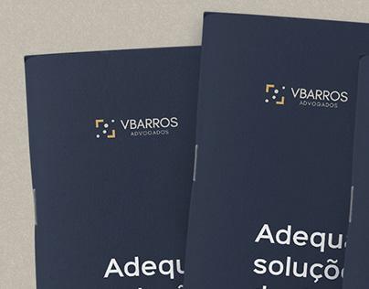 VBARROS Advogados - Branding