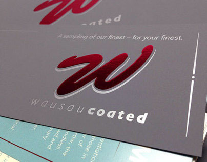 Wine Symposium Swatch Kit - Wausau Coated