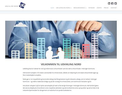 Udvikling Nord - Web design for Wordpress