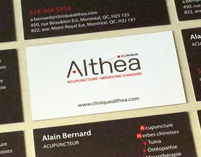 Althea Clinic - Acupuncture & Chinese Medicine