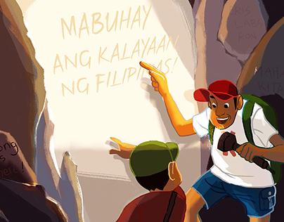 Ang Supremo at ang Kuweba (The Supremo and the Cave)