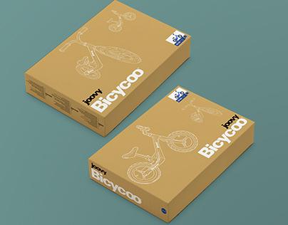 Joovy Packaging