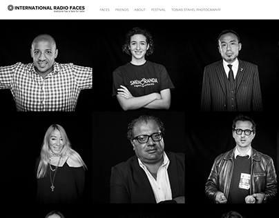 International Radio Faces