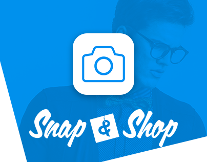 Snap & Shop App - iPhone