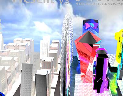 Present Vs Future in 3D
