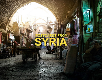 postcards from syria...