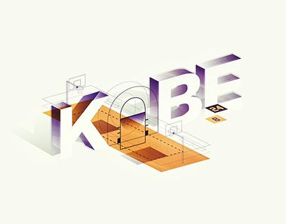 Kobe - Typography