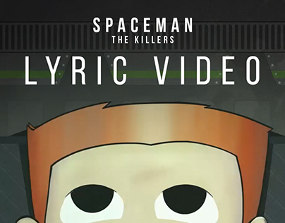 Music Video - Spaceman - The Killers