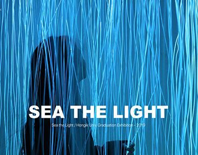 SEA THE LIGHT_ interactive installation art