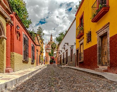 San Miguel de Allende & More
