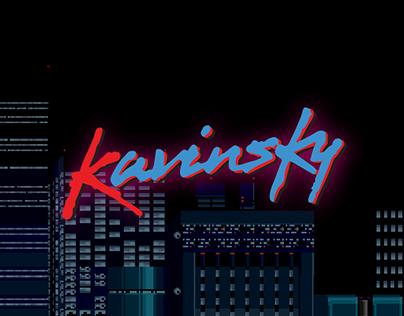 Kavinsky Web 2017