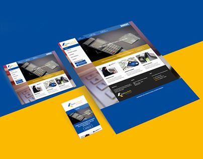 Web Re-Design Concept II