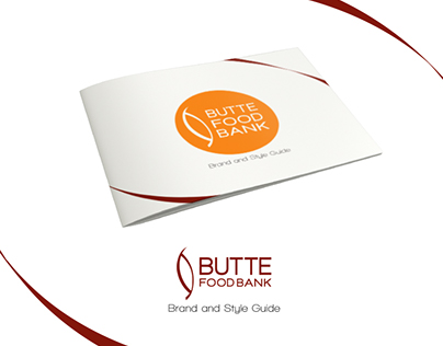 Butte Food Bank | Style Guide