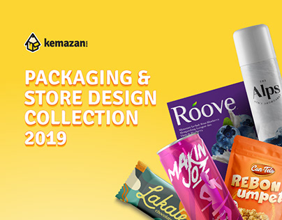 PACKAGING & STORE DESIGN COLLECTION 2019