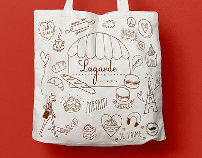 Bread bag / Lagarde
