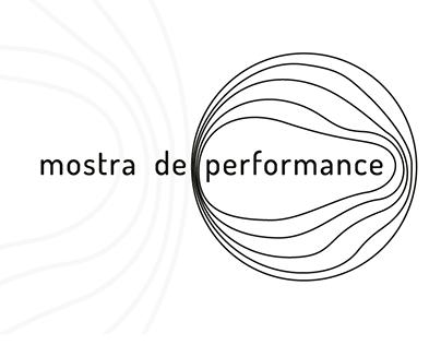 Mostra de Performance EBA 2016