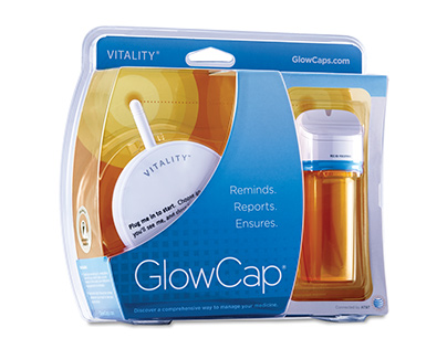 Glow Caps launch by AT&T