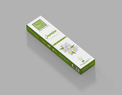 Packaging design Insence sticks : Nitya Danik