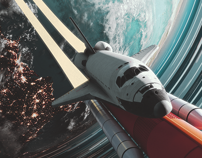 Space Exploration in 3D