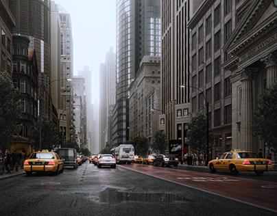 CGI | NYC Rise | True