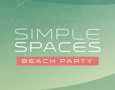 Simple Spaces // Beach Party