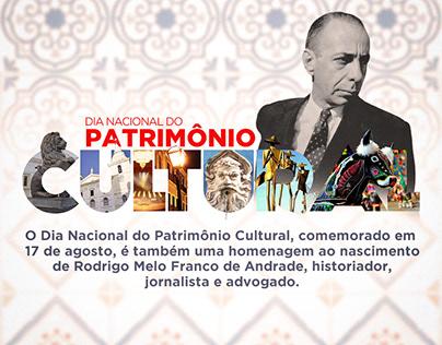 Dia Nacional do Patrimônio Cultural