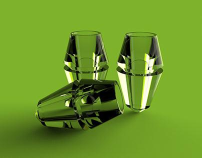 Concept Glass Design Renderings