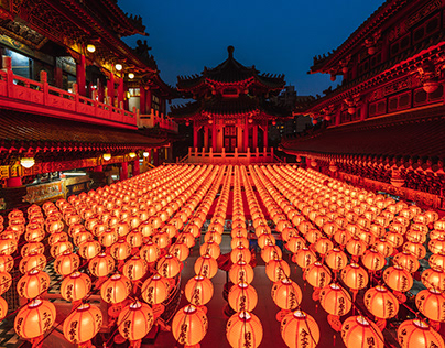 Temples of Taiwan|Sunfong Temple 三鳳宮 , Kaohsiung