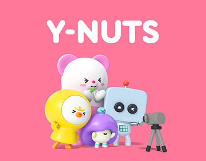 Y-NUTS Character Branding