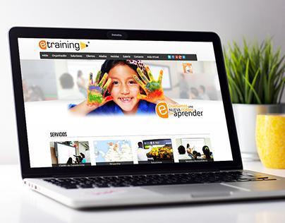 Website etraining.co