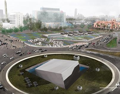 Memorial Center | University Project