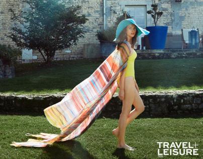 Travel & Leisure cover with Aditi Rao Hydari